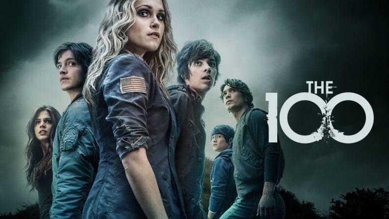Serie Netflix di successo in italia: The 100