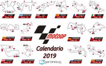 Calendario MotoGP 2019, date, orari, diretta e differita TV