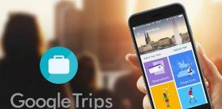 come funziona Google Trips