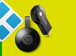 kodi su chromecast android tv