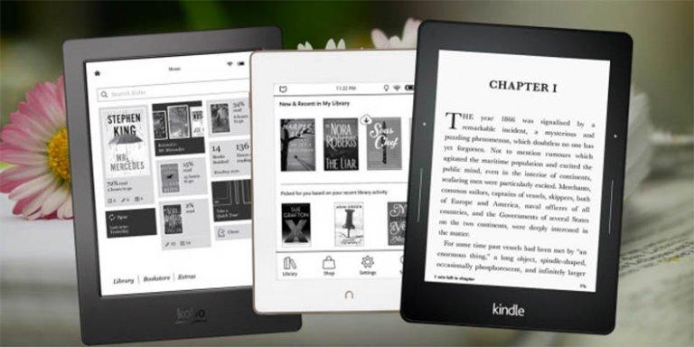 Miglior ebook reader da comprare del mese di [mese] [anno]