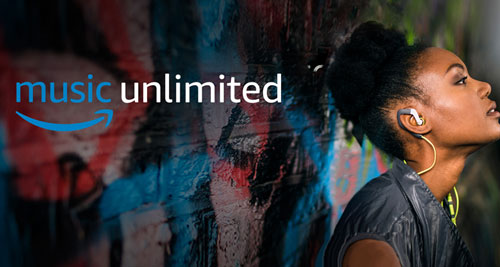 music unlimited amazon