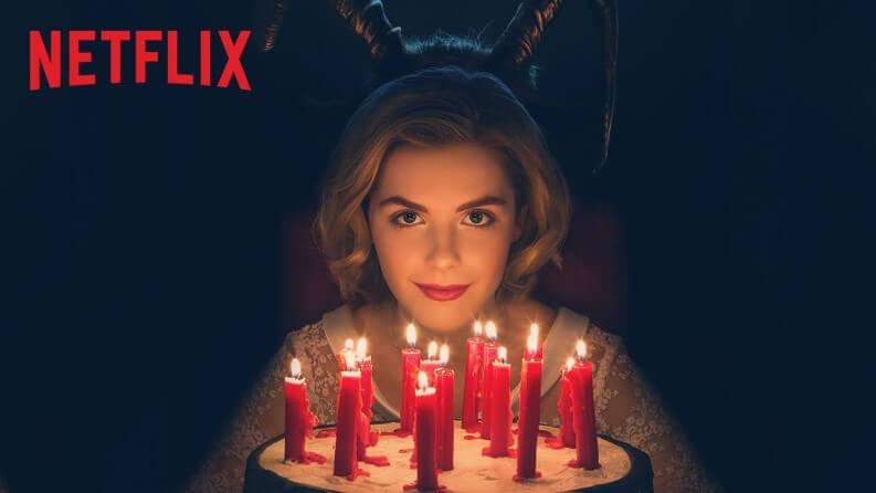 Serie netflix di successo in italia: Sabrina