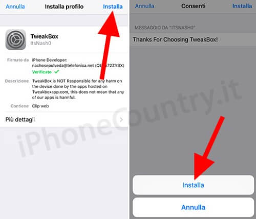 Store alternativi iOS: installazione