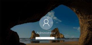 esegui come amministratore windows 10