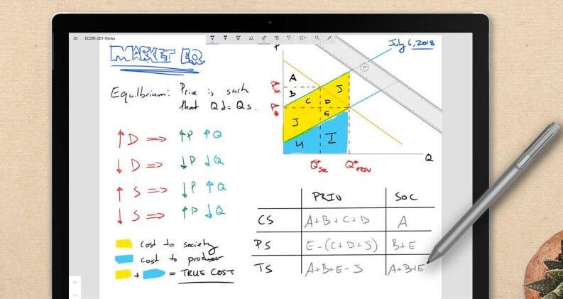 App per prendere appunti: Penbook