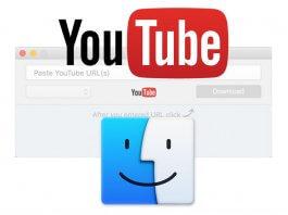 YouTube con macOS