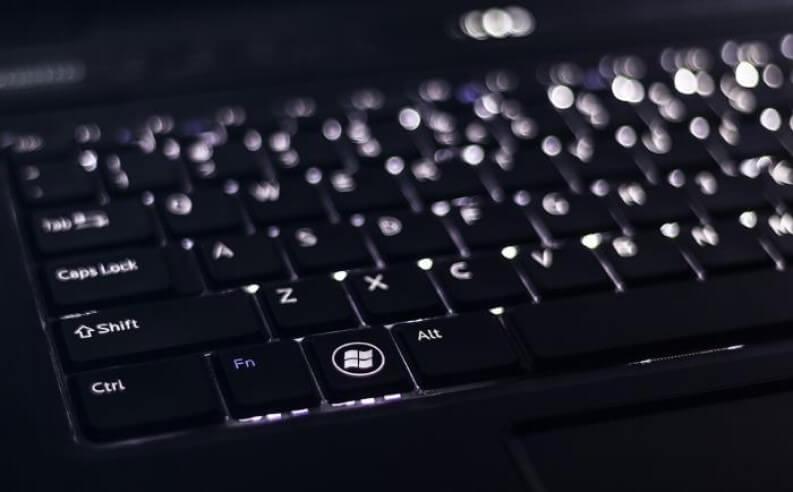 Combinazione tasti Windows