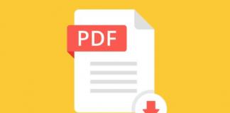 Come salvare una pagina web in pdf