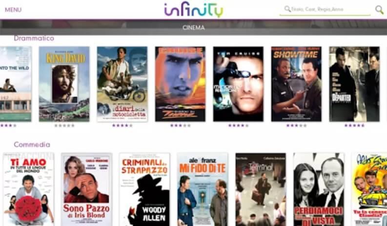 InfinityTV