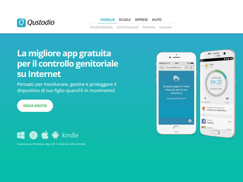 qustodio app parental control