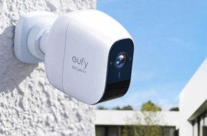 eufyCam E: telecamere di sicurezza WiFi con batteria di 365