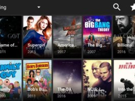 App per serie TV