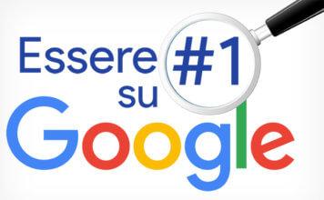 Migliorare il posizionamento su Google per diventare primi