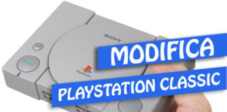 modifica playstation mini