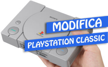 Modifica Playstation Classic: Guida completa