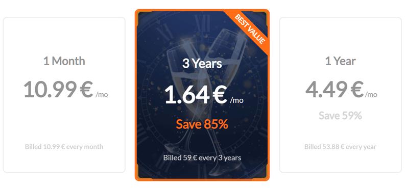 ZenMate VPN prezzi e offerte