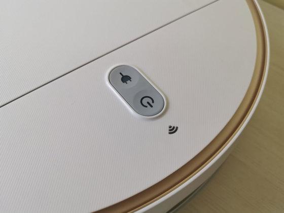 Eufy RoboVac L70 Hybrid pulsanti