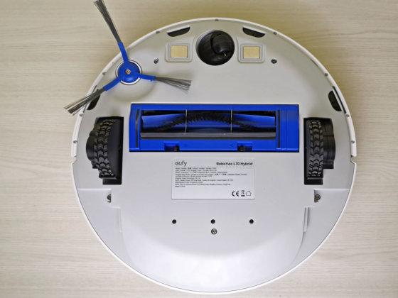 Eufy RoboVac L70 Hybrid sotto