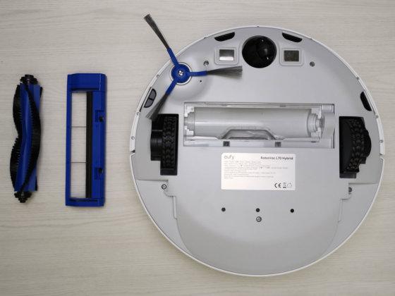 Eufy RoboVac L70 Hybrid spazzola