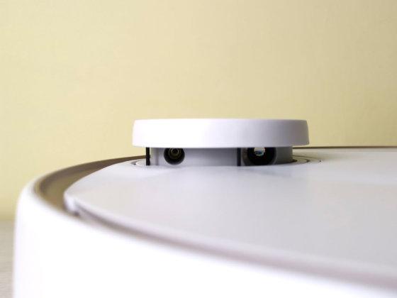 Eufy RoboVac L70 Hybrid testa