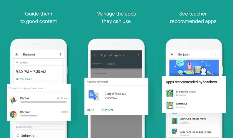 Bloccare le app tramite controllo parentale