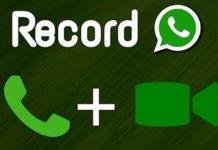 Registrare chiamate vocali e video chiamate da WhatsApp