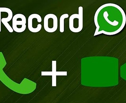 Registrare chiamate vocali e video chiamate da WhatsApp