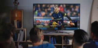 DAZN su Smart TV