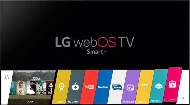 DAZN su Smart TV LG