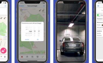App per localizzare auto gratuite
