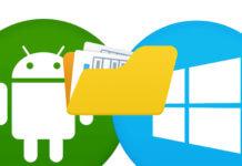 come accedere alle cartelle condivise di Windows da Android