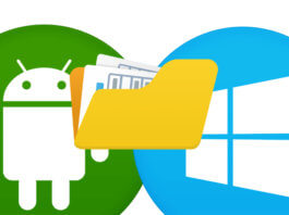 come accedere alle cartelle condivise di Windows da Android