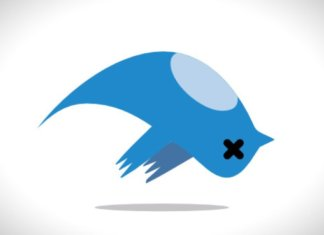 Eliminare account Twitter