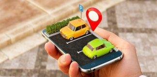 App per trovare parcheggio