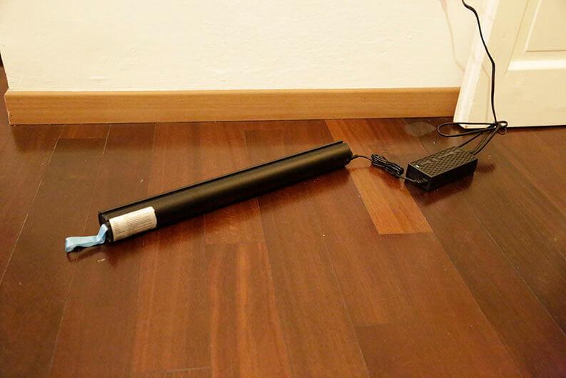 ricaricare batteria monopattino elettrico