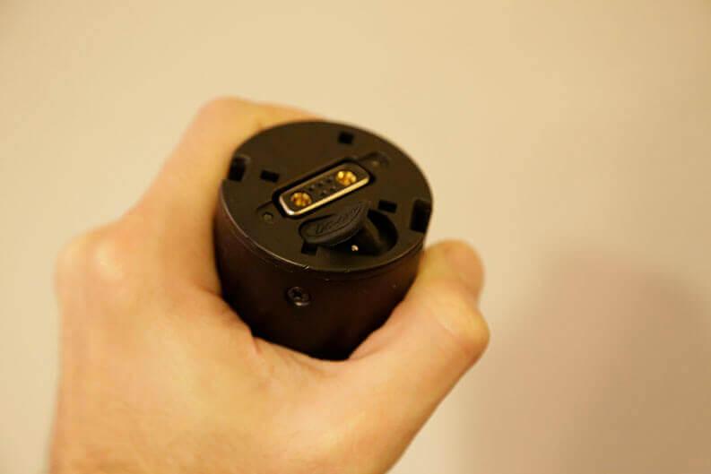 turboant x7 attacco batteria