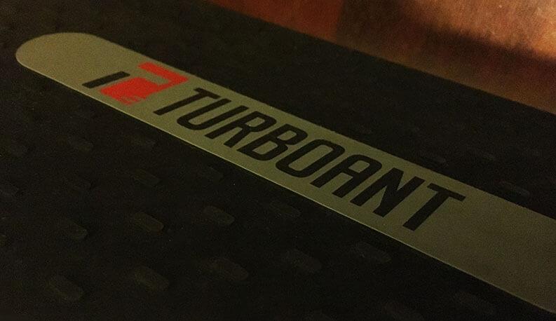 turboant x7 logo