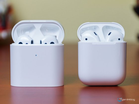 xioami air 2 vs airpods 2 apple