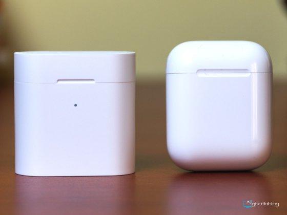 xioami air 2 vs airpods 2 apple