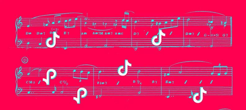 Musica en Tik Tok