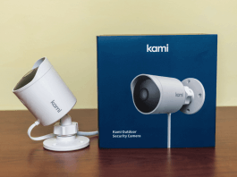 review Kami Outdoor Security Camera