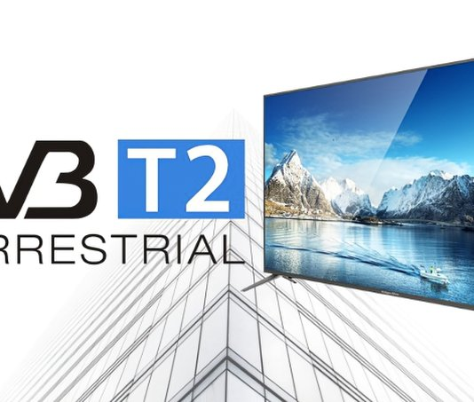 DVB T2 HEVC