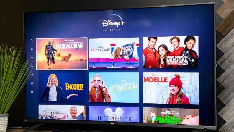 Disney Plus: dispositivi