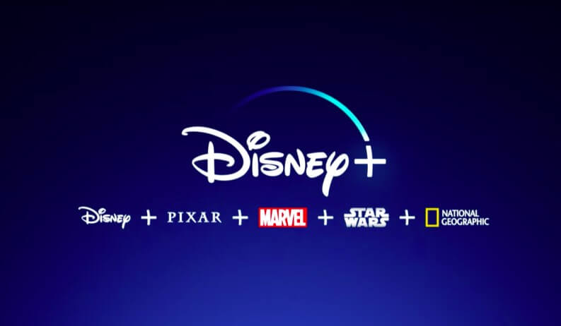 Disney Plus servizio di streaming