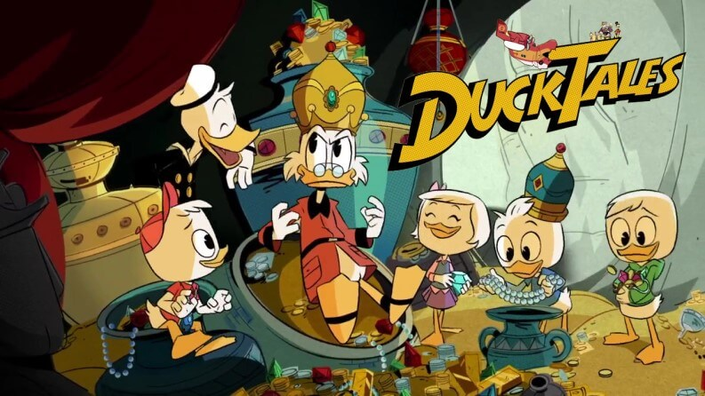 DuckTales su Disney+