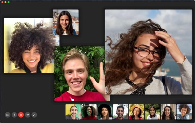 app videochiamate facetime
