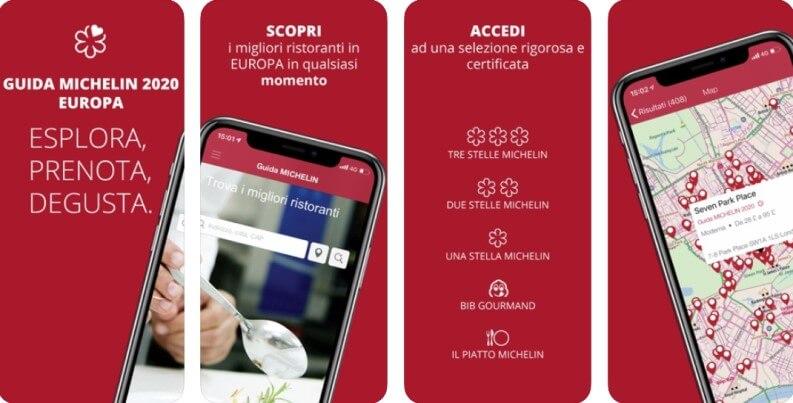 migliori ristoranti di Italia con Guida Michelin Italia