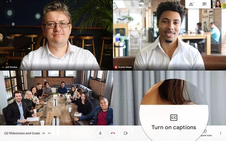 App per videochiamate di gruppo: Hangouts