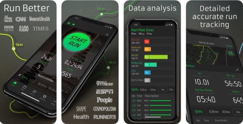 App per tracciare il running